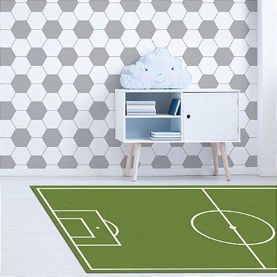Tapete - Futebol - Retangular