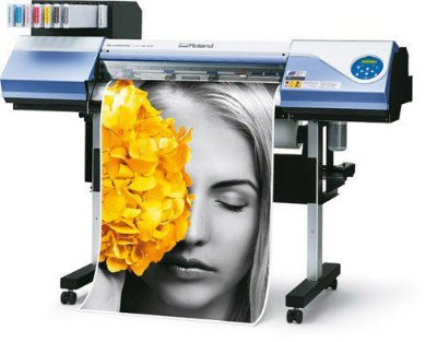 Impressora Eco-Solvente Roland VS-300i (VersaCAMM) 76cm