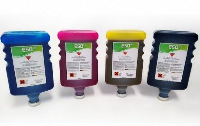 Tinta Eco-Solvente Triangle ESD -  Frasco 500ml