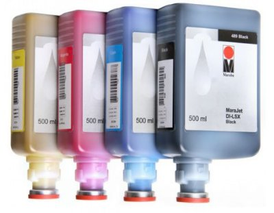 Tinta Eco-Solvente Marabu DI-LSX - Frasco 500 ml