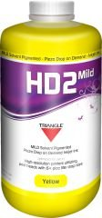 Tinta Solvente Triangle HD2 (1 Litro) - Cabeças Spectra®, Xaar®, Konica Minolta® Ricoh® de baixa picolitragem