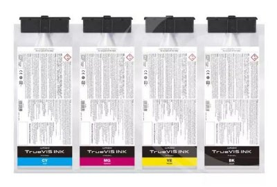Tinta Eco-Solvente Original ROLAND (TrueVIS-TE BAG 500ml)