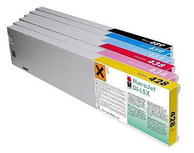 Tinta Eco-Solvente MARAJET DI-LSX (Cartucho 440ml e ECO-1 e ECO-2)