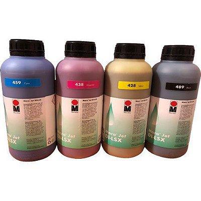Tinta Eco-Solvente MARAJET DI-LSX (1 Litro)