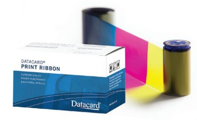 Ribbon Colorido para Datacard SD260 /SD360 (500 Impressões)