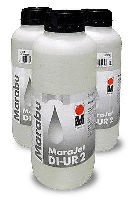 Solução p/ Limpeza - Eco-Solvente Marabu DI-UR2 - 1 Litro / Cartucho 440 ml