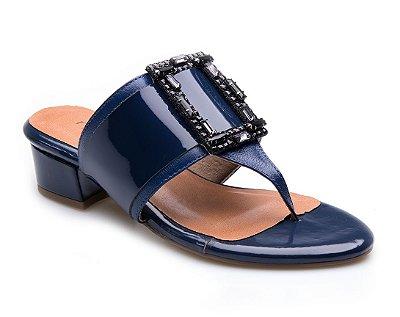 Sandália Neftali Comfort Acessório Azul