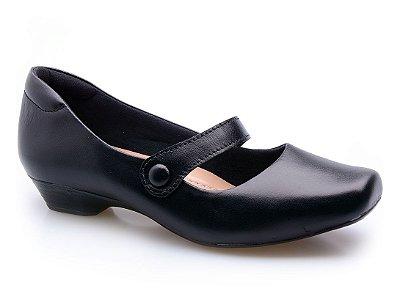 Sapato Neftali Comfort Boneca Preto