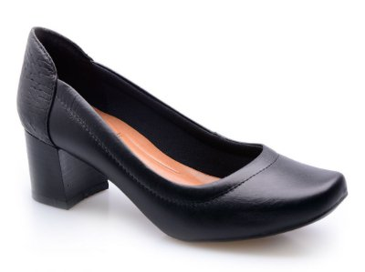 Sapato Neftali Comfort Preto
