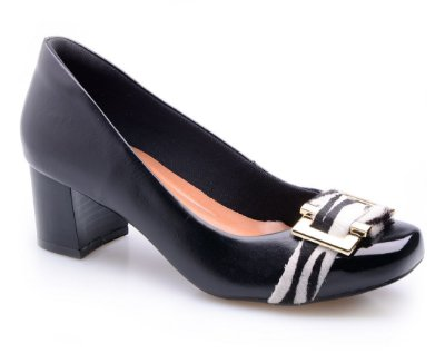 Sapato Neftali Enfeite Zebra