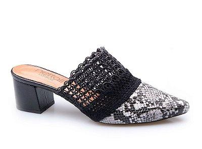 Sapato Conforto Rendacobra