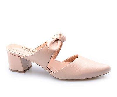 Sapato Conforto Laco Nude