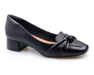 Sapato Neftali Nó Preto
