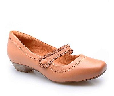 Sapato Conforto Boneca Cedro