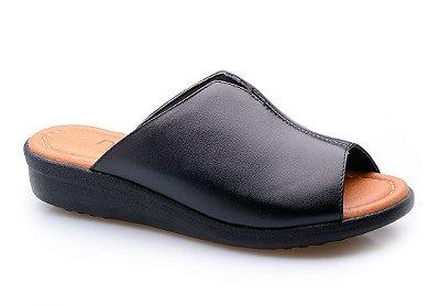 Sandália Super Conforto Preta