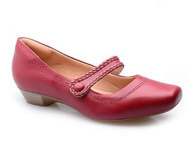 Sapato Neftali Boneca Vermelho