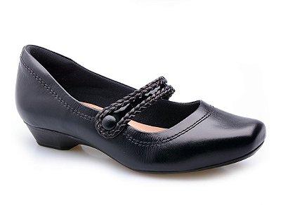 Sapato Neftali Boneca Preto