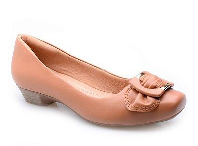 Sapato Neftali Detalhe Caramelo