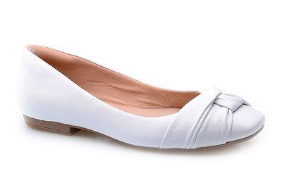 Sapatilha Conforto Branca