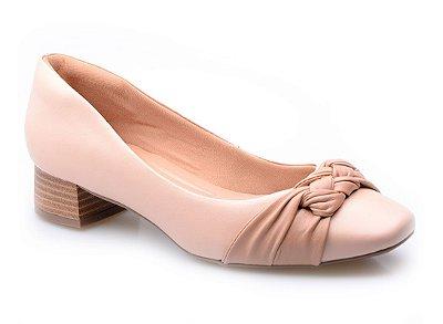 Sapato Neftali Trançado Nude