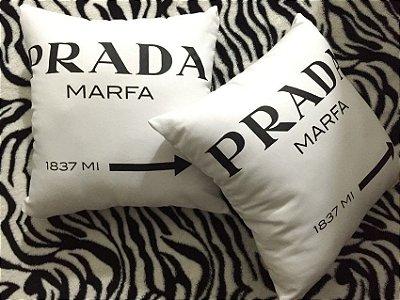 Almofada Prada Marfa