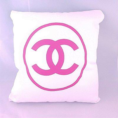 Almofada Chanel pink