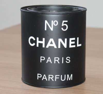 Porta Pincel Inspired Paris Parfum nº5
