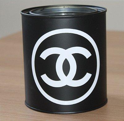 Lata Porta Pincel Inspired Chanel