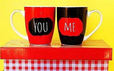 Kit Canecas You&Me
