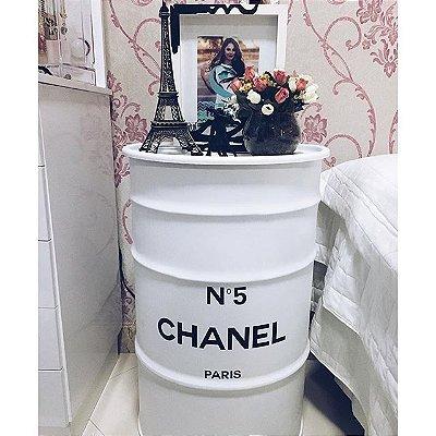 Tonel Branco Chanel 100L