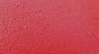Papel Reciclado Artesanal Vermelho Liso