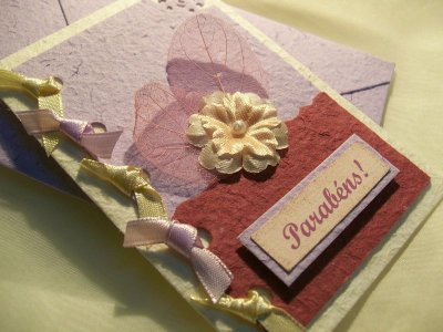 Kit Cartões Comemorativos - TEMA CASAMENTO - kit com 05 cartões
