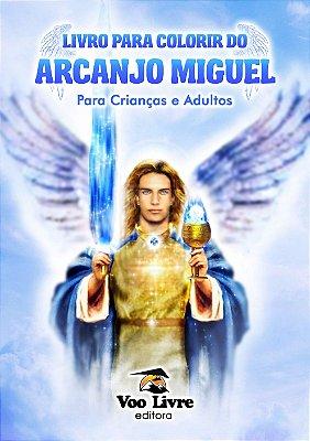 Livro para Colorir do Arcanjo Miguel