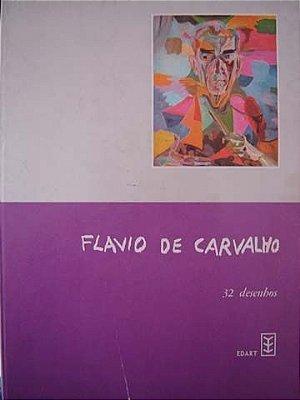 Raridade: 32 Desenhos de Flávio de Carvalho