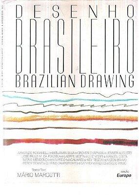 Desenho Brasileiro - Brazilian Drawing de Mário Margutti