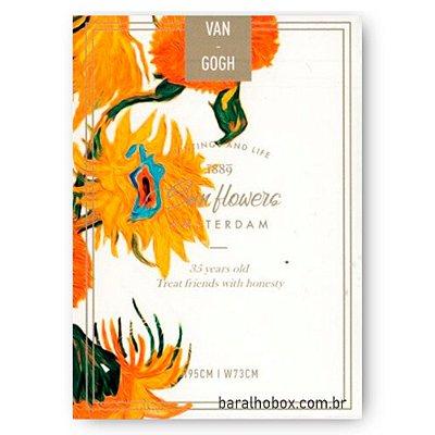 Baralho Van Gogh (Sunflowers Edition)