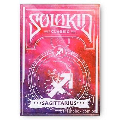 Baralho Solokid Constellation Series V2 - Sagitário (Sagittarius)