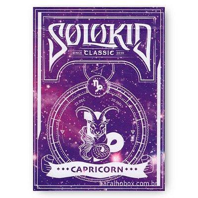 Baralho Solokid Constellation Series V2 - Capricórnio (Capricorn)