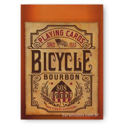 Baralho Bicycle Bourbon
