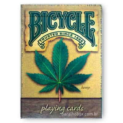 Baralho Bicycle Hemp Deck
