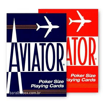 Baralho Aviator