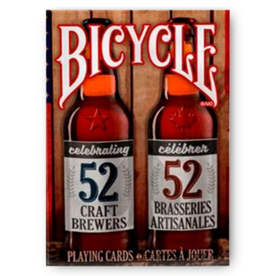 Baralho Bicycle Craft Beer 2