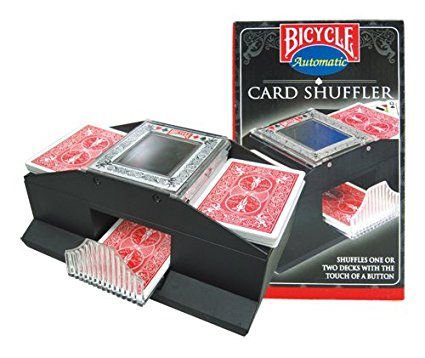 Embaralhador de Cartas Bicycle - Card Shuffler