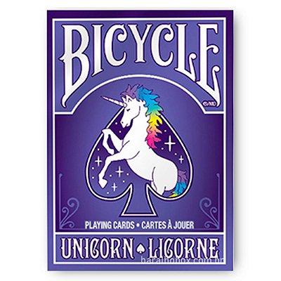 Baralho Bicycle Unicorn