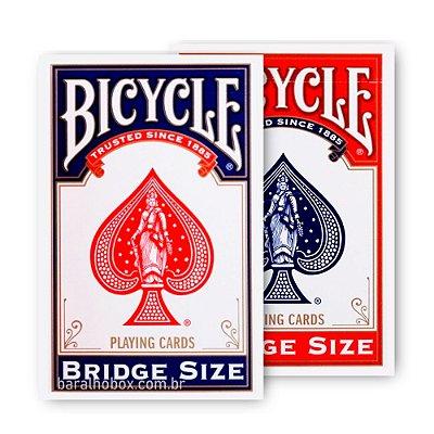 Baralho Bicycle Bridge Size