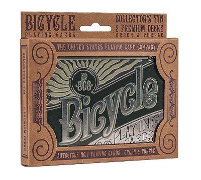 Baralho Bicycle Autocycle No.1 - Par