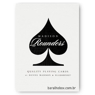 Baralho Madison Rounders
