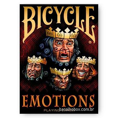 Baralho Bicycle Emotions