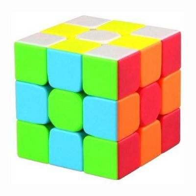 Cubo Mágico 3x3x3 Qiyi Warrior W