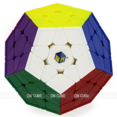 Cubo Mágico Megaminx Yuxin Little Magic Stickerless